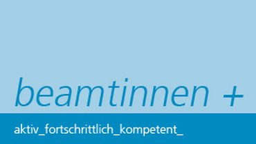 ver.di Beamten-Banner