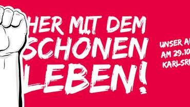 """Jugendaktionstag """"Her mit dem schönen Leben"""""""