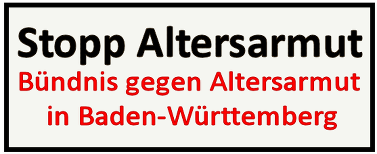Logo Bündnis gegen Altersarmut