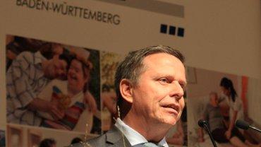 Martin Gross beim VdK Kreisverbandstag