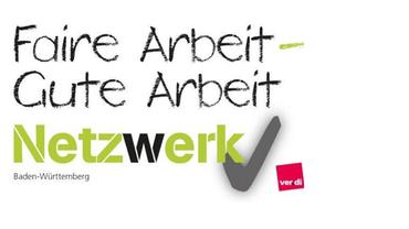 Netzwerk Faire Arbeit - Gute Arbeit