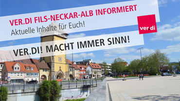 ver.di Fils-Neckar-Alb informiert