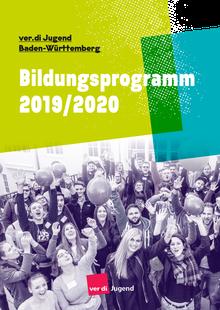 Jugendbildungsprogramm 2019/2020 der ver.di Jugend Baden-Württemberg